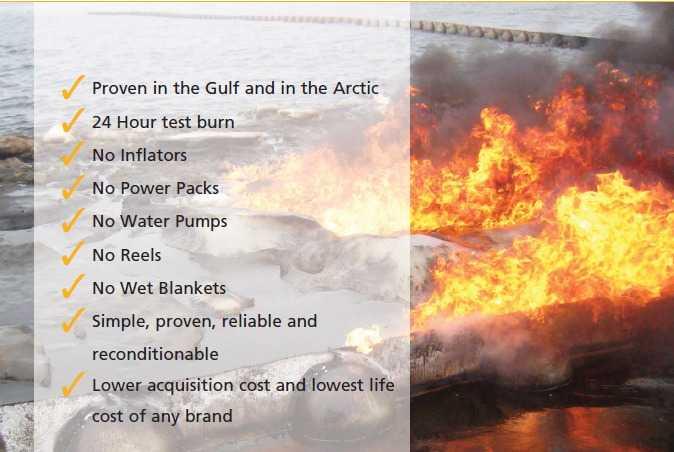 Marine oil pollution
