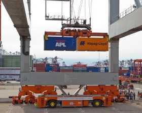 Zero Emission Cranes