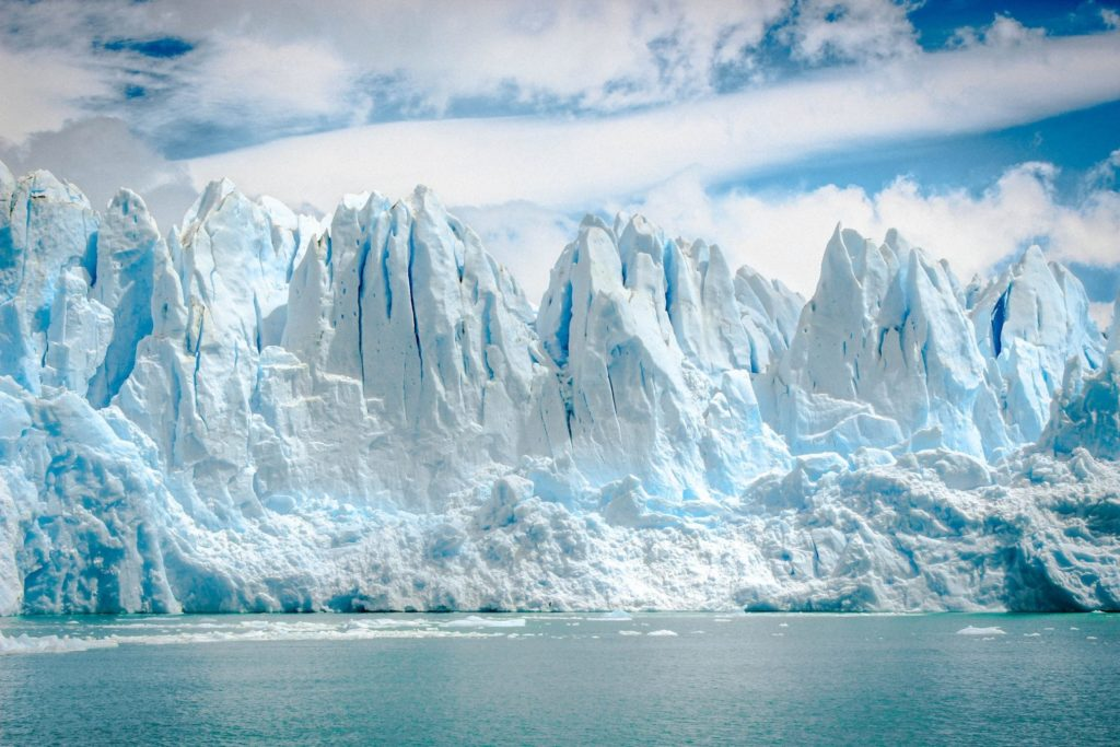 Climate Change - Iceberg