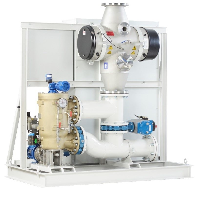 PG-Hyde ballast water treatment system