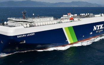 lng-fuelled vessel